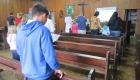 Culto da Hora Luterana em São Vicente